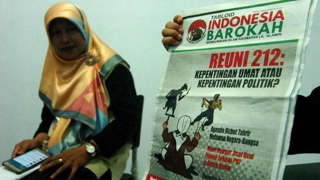 Ipang Wahid Bersumpah Bukan Pembuat Tabloid Indonesia Barokah
