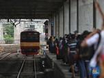 Tahun Ini, KRL Commuter Line Bidik 1,2 Penumpang/Hari
