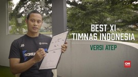 VIDEO: Best XI Timnas Indonesia Versi 'Lord' Atep