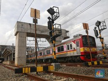 Apa Kabar Pembangunan Stasiun KRL Telaga Murni Cibitung?