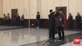 Mantan Direktur KPK Jadi Kepala LKPP
