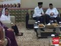 Jokowi Mengaku Diskusi Islam Moderat dengan Quraish Shihab