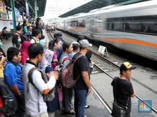 KRL Anjlok, Akses Bogor - Jakarta Terputus