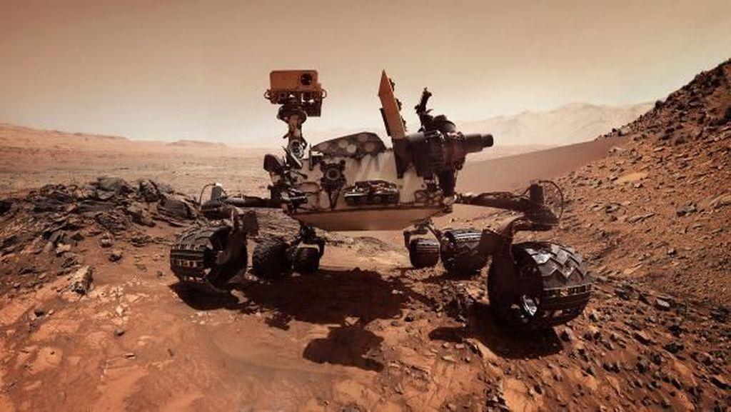 15 Tahun Jelajah Mars, Robot 'Ajaib' NASA Dipastikan Tewas