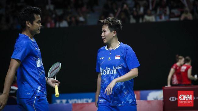Menang Mudah, Tontowi/Liliyana ke Semifinal Indonesia Masters