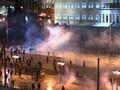 VIDEO: Aksi Protes Pengubahan Nama Makedonia Memanas