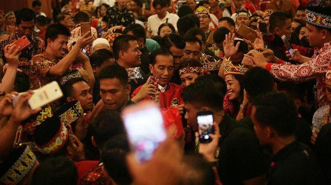 Ditagih RUU Masyarakat Adat, Jokowi Diminta Tak Jual Isu Lama