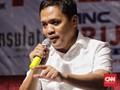 Diutus Prabowo, Habiburokhman Hadiri Penetapan Jokowi-Ma'ruf