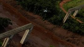Korban Tewas Bendungan Jebol di Brazil Bertambah