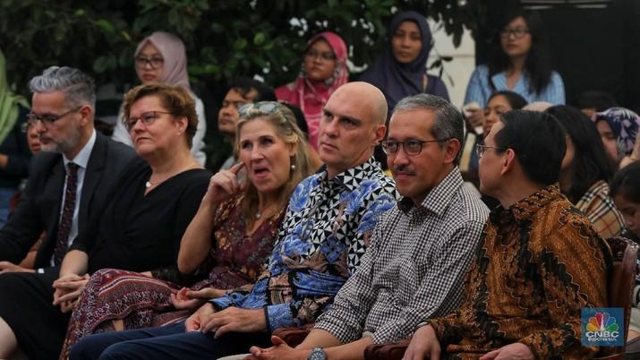 Bank Indonesia (BI) melihat kondisi global saat ini berdampak sangat signifikan bagi Indonesia.