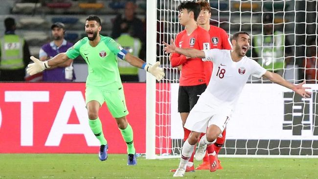 Jadwal Pertandingan Semifinal Piala Asia 2019