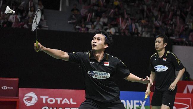 Mohammad Ahsan Berniat Puasa Selama di Piala Sudirman 2019