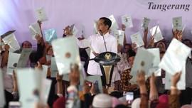 Jokowi Siap 'Pamer' Capaian dan Data di Debat Pilpres 2019