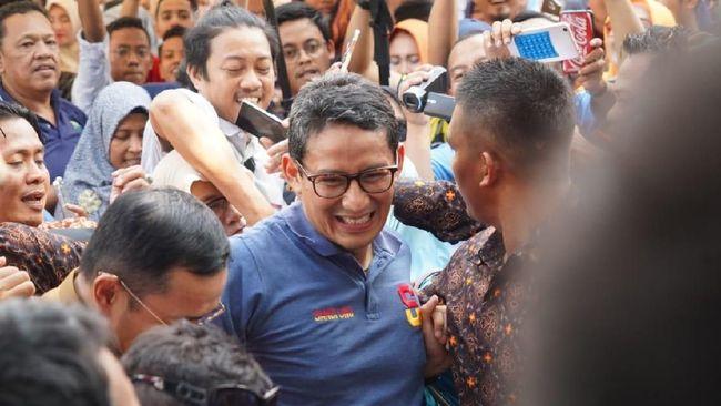 MDKA Sandiaga Diisukan Jadi Menteri BUMN, Saham MDKA Terus Menguat