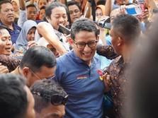 Sandiaga Diisukan Jadi Menteri BUMN, Saham MDKA Terus Menguat