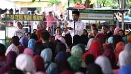 Cerita Jokowi Rintis Usaha Mebel Sampai Kurus