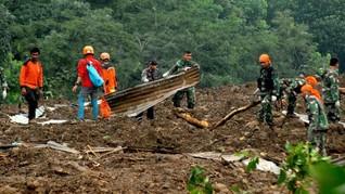 Satu Keluarga di Buleleng, Bali Tewas Tertimbun Longsor
