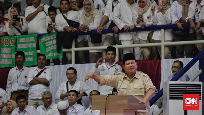 Gamang Prabowo, Janji Pangkas Pajak dan Genjot Penerimaan