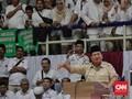 Prabowo Sindir Jokowi: Cawapres Saya Muda dan Fit