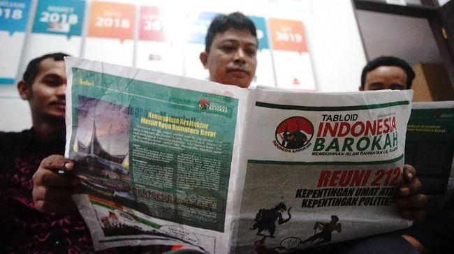 BPN Minta Pos Indonesia Setop Kirim Tabloid Indonesia Barokah