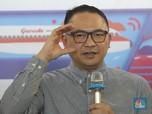 Dipanggil DPR, Bos Garuda Jelaskan Biaya Harga Tiket