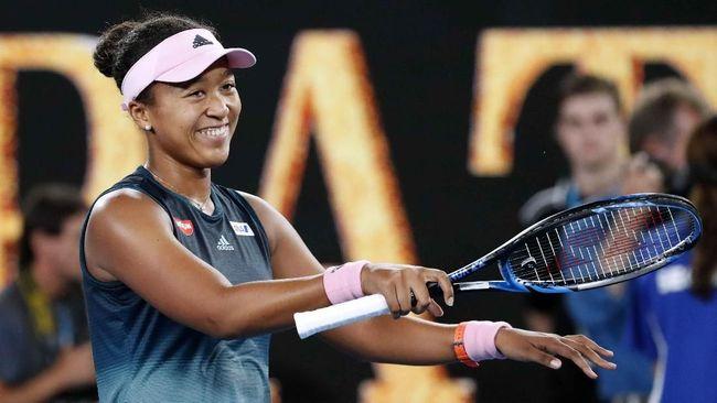 Kalahkan Kvitova, Naomi Osaka Juara Australia Terbuka 2019