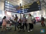 PSBB DKI, Ada 5 Syarat yang Mau Terbang & Mendarat di Soetta