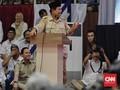 Prabowo: Elite Indonesia Gagal Bangun Bangsa