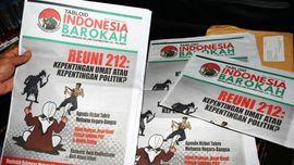 Moeldoko Dukung Seruan Pembakaran Tabloid Indonesia Barokah
