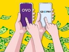 Bersaing Dengan GoPay, Ini Alasan OVO 'Bakar Duit'