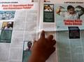 Polda Jatim Sita Ribuan Tabloid Indonesia Barokah