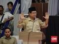 Prabowo Mengaku Heran dengan Perkara Ahmad Dhani