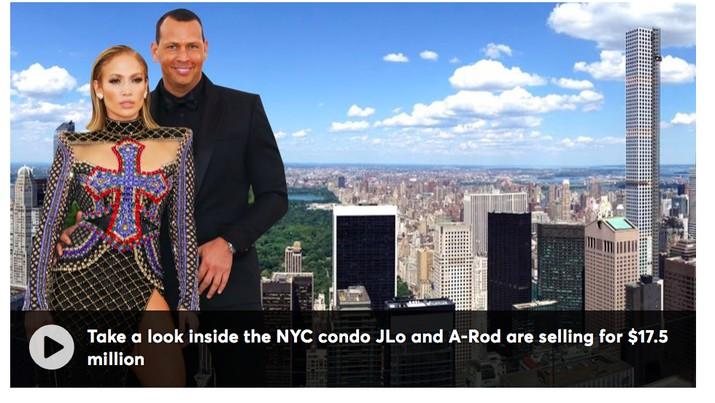 Dijual Nih, Kondominium Jennifer Lopez Seharga Rp 247 M