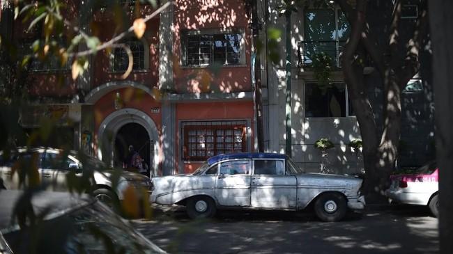 Film 'Roma' meraup sukses luar biasa jelang akhir tahun 2018 lalu. Latar belakangnya pun amat eksotis, Meksiko.(Photo by RODRIGO ARANGUA / AFP)
