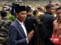Jokowi dan Iriana Salat Idul Fitri di Masjid Istiqlal
