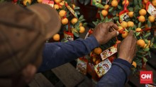 BPS Sebut Impor Naik Karena Banjir Apel dan Jeruk dari China