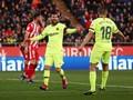 Kalahkan Girona 2-0, Barcelona Kembali Menjauh dari Atletico