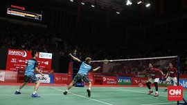Live Streaming Trans7 Final Indonesia Open 2019