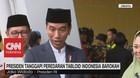 Presiden Jokowi Tanggapi Tabloid