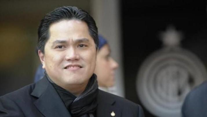 Bos Mahaka Group Erick Thohir bukan lagi berstatus pemilik Inter Milan. Klub apa yang kemudian bisa dibelinya?