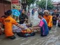 Banjir di Batang dan Pekalongan, 4.000 Warga Mengungsi