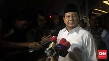 Prabowo Disebut Minta Sandi Tak Hadir di Arena Debat