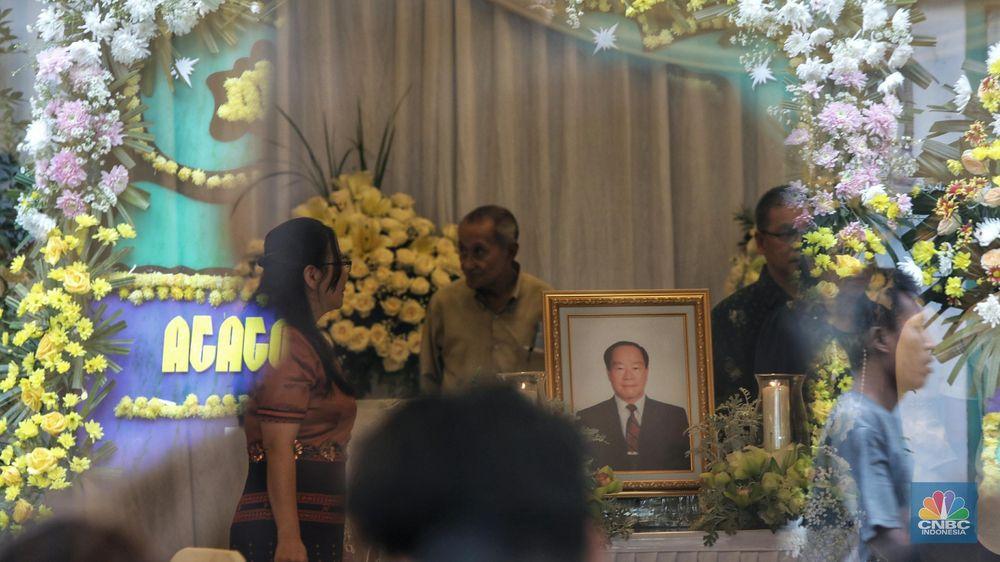 Pendiri Grup Sinar Mas, Eka Tjipta Widjaja meninggal dunia pada Sabtu ini 26 Januari 2019 dalam usia 98 tahun.