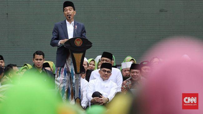 TKN Yakin Elektabilitas Jokowi di Kalangan Muslim Meningkat