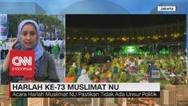 Hari Lahir ke-73 Muslimat NU di GBK