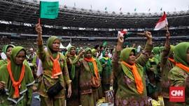Yenny Wahid: Lebih dari 100 Ribu 'Emak-emak' NU Jejali GBK