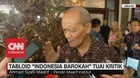 Tabloid 'Indonesia Barokah' Tuai Kritik Sejumlah Tokoh