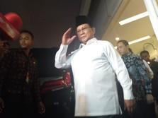 Usai Sandiaga, Giliran Prabowo: Kenal Eka Tjipta Sejak Muda