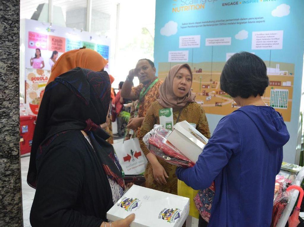 Ewindo terus mendorong peningkatan konsumsi sayuran di Indonesia sebagai upaya memenuhi kebutuhan gizi dan nutrisi di masyarakat. Istimewa.