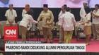 Prabowo-Sandi Didukung Alumni Perguruan Tinggi